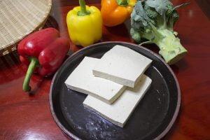 Tofu bewaren