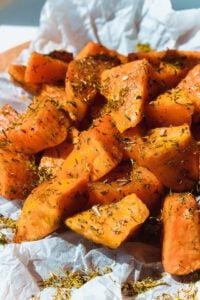 Zoete aardappel bewaren