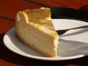 Cheesecake bewaren