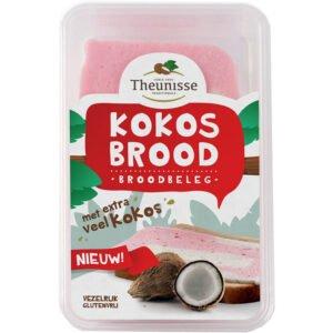 Kokosbrood bewaren