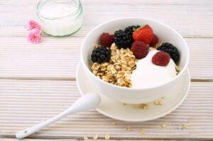 Yoghurt bewaren