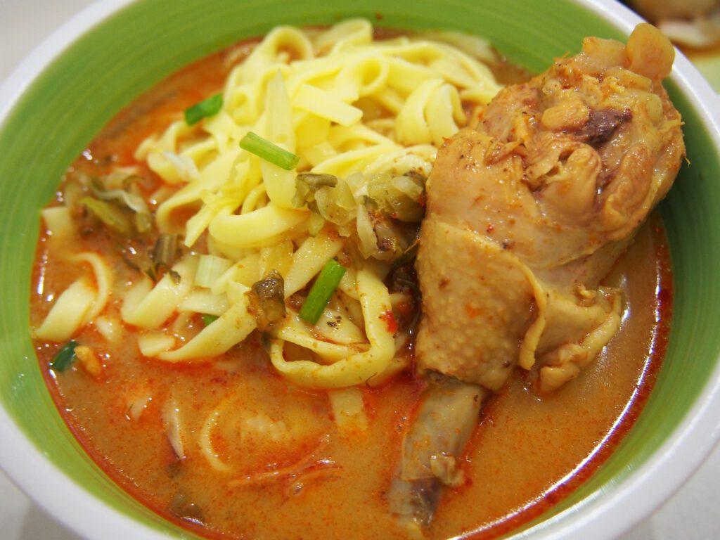Curry bewaren